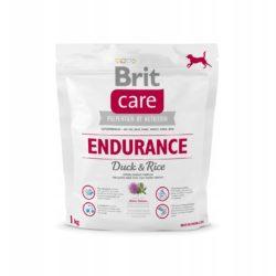 BRIT CARE ADULT DOG ENDURANCE DUCK RICE 1 KG