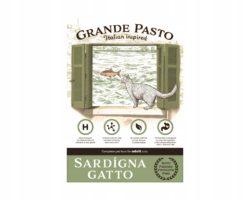GRANDE PASTO CAT SARDIGNA GATTO z rybą 2 KG