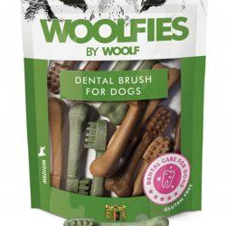 WOOLF DENTAL BRUSH MEDIUM FOR DOGS 200 g