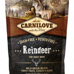 CARNILOVE REINDEER ADULT 1,5 KG