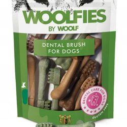 WOOLF DENTAL BRUSH SMALL FOR DOGS 200 g