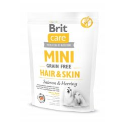 BRIT CARE MINI GRAIN FREE HAIR SKIN 400 g