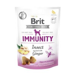 BRIT CARE FUNCTIONAL SNACK IMMUNITY INSECT 150 g