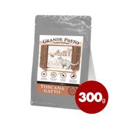 GRANDE PASTO CAT TOSCANA GATTO z indykiem 300 g