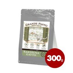GRANDE PASTO CAT SARDIGNA GATTO z rybą 300 g
