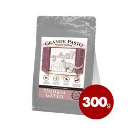GRANDE PASTO CAT UMBRIA GATTO z kaczką 300 g