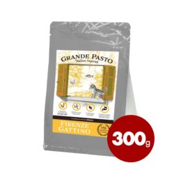 GRANDE PASTO GRAIN FREE FIRENZE GATTINO DLA KOCIĄT 300 g