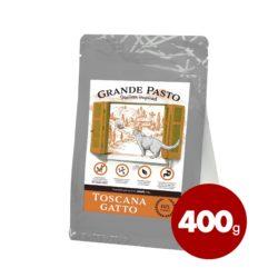 GRANDE PASTO CAT GRAIN FREE TOSCANA GATTO 400 g
