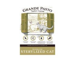 GRANDE PASTO CAT STERILISED 300 g