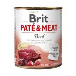 BRIT PATE & MEAT BEEF 800 g
