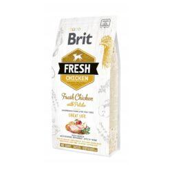 BRIT FRESH CHICKEN WITH POTATO ADULT 2,5 KG
