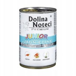 DOLINA NOTECI JUNIOR BOGATA W JAGNIĘCINĘ 400 g