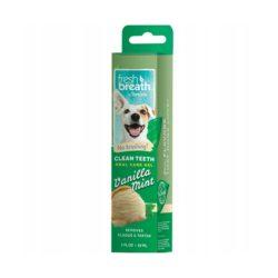 TROPICLEAN FRESH BREATH CLEAN TEETH VANILLA 59 ml