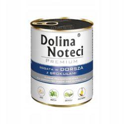 DOLINA NOTECI PREMIUM BOGATA W DORSZA 800 g