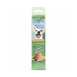TROPICLEAN FRESH BREATH CLEAN TEETH PEANUT 59 ml