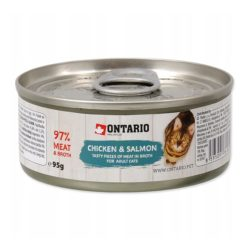 ONTARIO CHICKEN SALMON 95 g