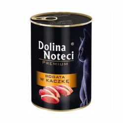 DOLINA NOTECI PREMIUM BOGATA W KACZKĘ 400 g