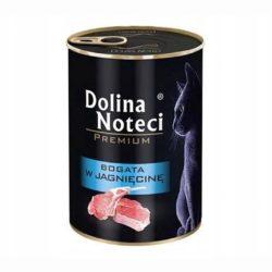 DOLINA NOTECI PREMIUM BOGATA W JAGNIĘCINĘ 400 g