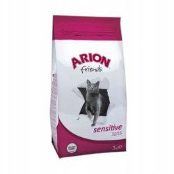 ARION FRIENDS CAT ADULT SENSITIVE LAMB RICE 15KG